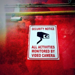 Big Brother is watching.