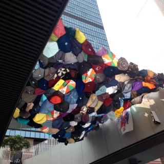 Umbrella tent 02