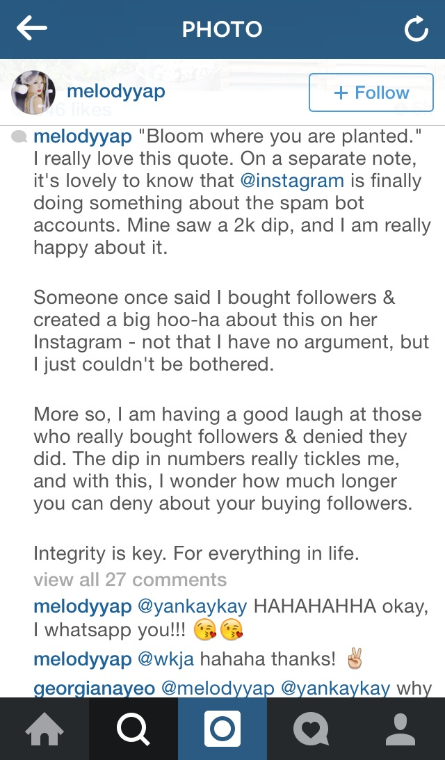 The Great Instagram Purge: Chaos, Currency, and Commerciality   wishcrys