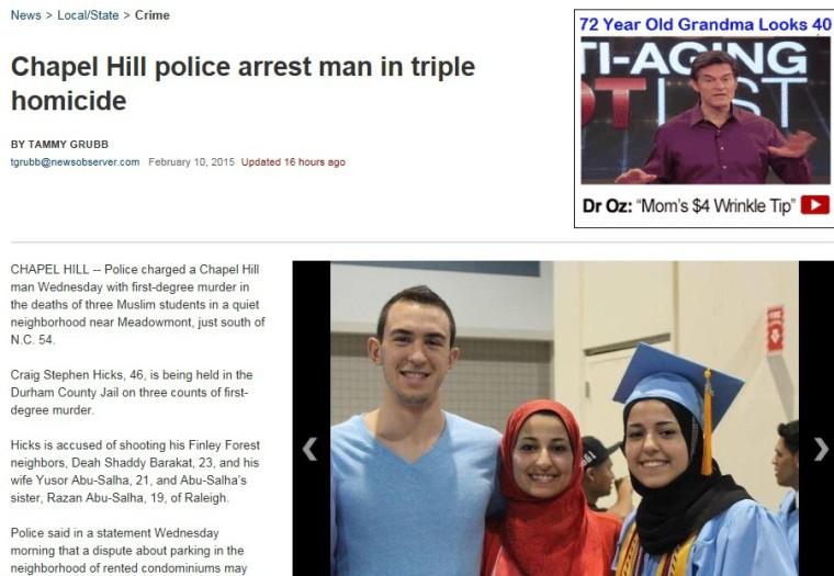 10 news obeserver - muslim students