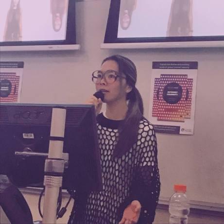 Colloquium at Swinburne University. Melbourne, May 2018.